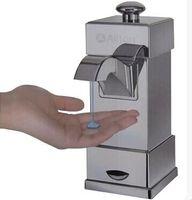 Chrome Plastic Sensor Liquid Soap Dispenser Machine Househol...