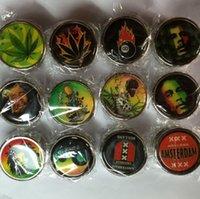 Mini Tobacco Grinder Hard Plastic Material Dry Herb Muller C...