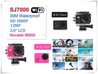 SJ7000 Waterproof Sport Action Camera Full HD 1080P WiFi Cam...