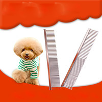 Stainless Steel Pet Brush Grooming Comb Brush High Quality D...