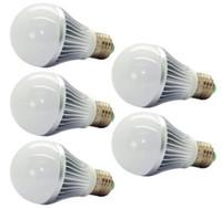 Regulable por mayor de alta Brighness 85-265V 110V SMD2835 CREE E27 B22 E14 llevó la lámpara del proyector del bulbo 3W 5W 7W 10W 12W envío libre