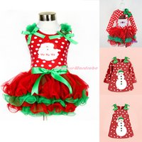 New 2014 Baby Girl Christmas Dress Girl' s long Sleeve M...