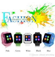 US Stock! D3 Bluetooth Smart Watch Phone Mate SIM TF Heart R...