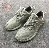 Yeezy 350 boost sports shoes Original quality 6 color black ...