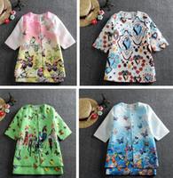 Spring Kids Clothing Sets For Big Children Girl Coat Outwear...