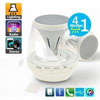 Mini LED Bluetooth Speaker Subwoofer Loud Speakers Music Spe...