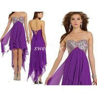 Purple Dresses For Teenage Girls - Missy Dress