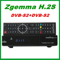 5pcs Original ZGEMMA H. 2S Dual Core Twin Tuner DVB- S2 + DVB-...