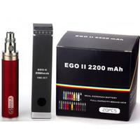 2200mah GS eGo II battery kgo 1 week kgo one week mega ego u...