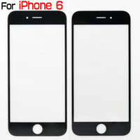 For 4. 7 Inch iphone 6 Front Glass Lens Outer Glass Screen Re...