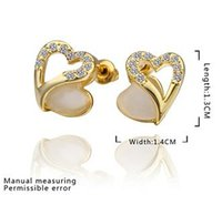 Hot ! 2014 Autumn New fashion gold plated crystal Imitation ...