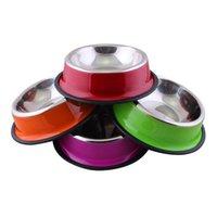 Standard Stainless Steel Pet Dog Puppy Cat Food or Drink Wat...