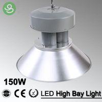 High Bay LED Light 150W E40 Industrial Lamp 5PCS 85- 265V 3 Y...