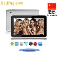 "10"" Quad Core Allwinner A33 1. 5GHZ Android 4. 4 Capaciti..."