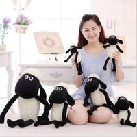 Dolls 23CM Shaun The Sheep Lamb Childhood Toys Doll Action F...