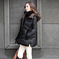 2015 New Winter Warm Down coat for women Faishon Style Slim ...
