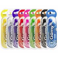 Gumy Gummy botón de los auriculares de 3,5 mm para auriculares HA-F150 HA F150 sin micrófono incorporado y control remoto para Iphone 6 6S Plus 5 5s 5c Ipad Samsung s6 Edge Note5