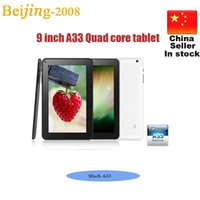"Cheapest 9 inch 9"" Dual camera Quad Core Android 4. 4 Ki..."