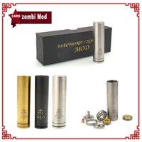 Zombi Mod Magneto Switch 22mm Top Cap 18650 Tube Mechanical ...