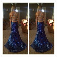 Sparky and Glittery Prom Dresses with Criss Cross Back 2015 ...