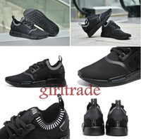 Drop Shipping Free Famous Originals NMD Triple Black NMD TPU...