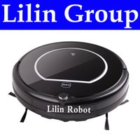 Multifunction Robot Vacuum Cleaner, 2Side Brush, LED Touch Scr...