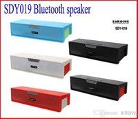 Original Nizhi SDY- 019 HIFI Bluetooth Speaker Sardine FM Rad...
