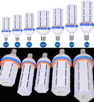 Супер яркий светодиодный кукурузы лампы E27 E39 E40 B22 20W 30W 40W 60W 80W 100W 120W Led Corn Light 360 Угол SMD 2835 Светодиодные лампы освещения AC 100-300V