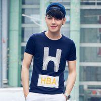 2015 NEW Fashion Men' s Short Sleeve HBA Hip Hop T- shirt...