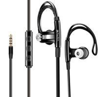 Wei Sheng Y2-oreille casque fil basse filaire casque téléphonique 3.5mm oreille ligne casque casque boucle d'oreille casque universel oreille gros