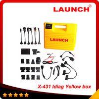 Super Quality Original Launch X431 iDiag Connector Set Packa...