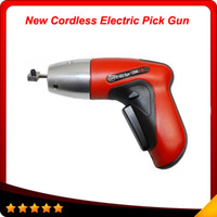 New KLOM Cordless Electric Lock Pick Gun Auto Pick Guns Lock...
