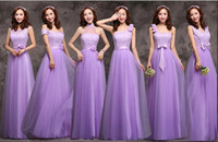 Mix Match Order Alternative Bridesmaid Dresses For Maid of H...
