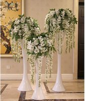 2015 Hot Sale Silk Flower Artificial Flower Wisteria Vine Ra...