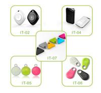Populaire Bluetooth anti-perte d'alarme Tracer obturateur de caméra à distance IT-06 iTag alarme anti-perte retardateur bluetooth 4.0 pour tout Smartphone US06