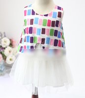 2015 Summer Kid' s Clothes Princess Korean Sleeveless Co...