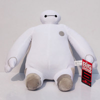 New sit Big Hero 6 Baymax Robot Stuffed Plush Animals Toys 3...