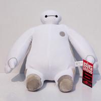 New sit Big Hero 6 Baymax Robot Stuffed Plush Animals Toys 3...