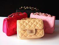 Letter C 2015 Kids Girls Single Shoulder Bags Children PU Le...