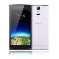 US Stock! 5 inch iRulu Smartphone V1S MTK6582 Quadcore Andro...