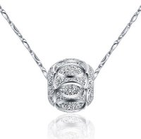 Lucky Ball Pendant Lovely Pendant Sterling Silver Jewelry Wo...