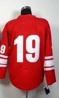 Free Shipping #19 Shane Doan Red 2014 American Premier Hocke...