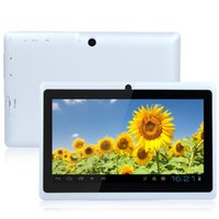 7 pouces A33 quad-core Q88 tablette pc Allwinner android 4.41.2GHz 1 Go de RAM 8 Go Bluetooth Wifi
