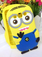 3D Despicable Me 2 Minions Soft Silicon case cover FOR samsu...