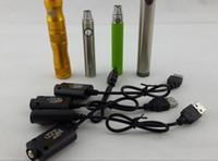E-Cig ecig Chargeur USB Chargeur pour la cigarette électronique E Cigarette Batterie eGo-T w Ego Ego C Vision Spinner Ego Twist Evod Ecig