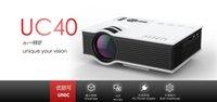 UNIC UC40 800 lumens LED Mini Projector Home Cinema Business...