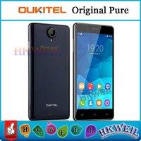 Oukitel Original Pure Quad Core Smart Phone MTK6582 Android ...