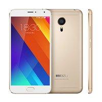Новый сенсорный ID MEIZU MX5E 4G LTE 3GB 16GB 64-Bit окта Ядро Helio Х10 MTK6795T Android 5.0 5.5 дюйма 1920 * 1080 FHD 16.0MP камера GPS смартфон