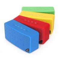 Portable Altavoz Bluetooth Speaker Hi- Fi Stereo Subwoofer Sp...