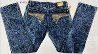 2016 New Robin Jeans Men EMBELLISHED JEANS Straight Denim Gr...